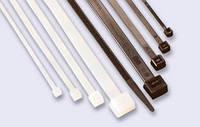 Хомут пластиковый 2,5×100 мм белый 100 шт CORT