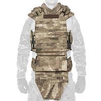 Боевой костюм Plastoon Level 4, A-Tacs AU