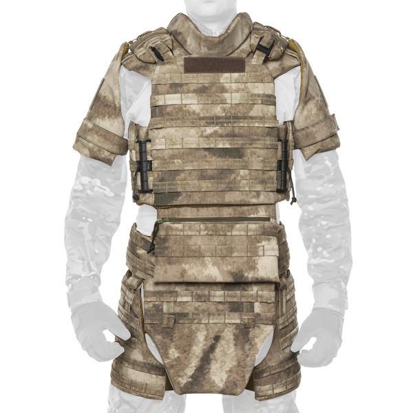 Боевой костюм Plastoon Level 6, A-Tacs AU