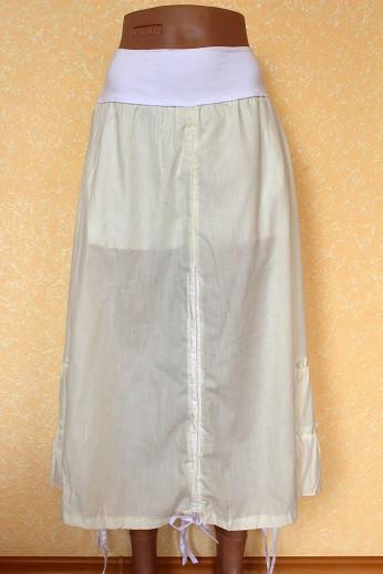 Летняя женская юбка 50-52-54 р