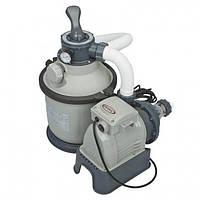Песочный фильтрующий насос Intex (4500 л/час,12 кг) (28644)
