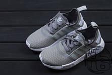 Женские кроссовки Adidas NMD R1 Grey Raw S31503, фото 3