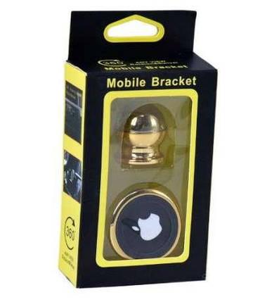 Магнитный держатель для телефона, планшета, навигатора в авто. 360 Mobile Bracket, фото 2