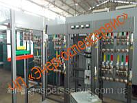 Схемы электрических соединений распределительных щитов ЩО-09