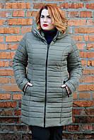 Куртка зимняя Горизонт хаки