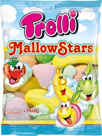 Маршмеллоу, Trolli Marshmallow Stars, 150г., фото 2