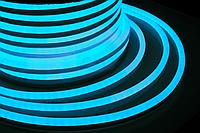 Светодиодный неон 2835, 470К, 120шт/м, 9.6W/m, IP68