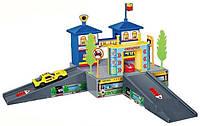 Детский паркинг City Combo Р1201А-7, гараж