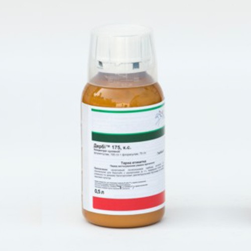 Дерби 500 мл гербицид, Syngenta