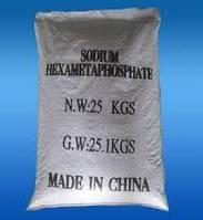 Натрия полифосфат, гексаметафосфат натрия