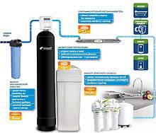 Обратный осмос и бытовые фильтры для очистки воды