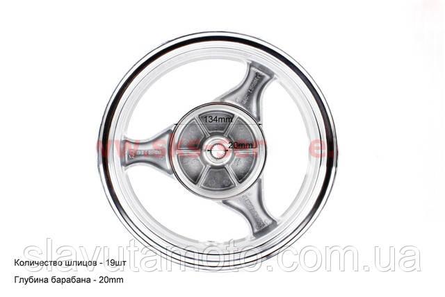 диск колёсный литой F1
