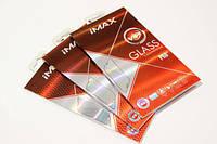IMAX iPhone 6 Plus/6s Plus защитное стекло 3D с силиконовыми краями transparent