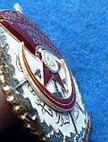 Орден Червоний Прапор Азербайджанської РСР срібло копія А89, фото 6
