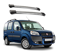 Поперечные рейлинги Fiat Doblo 2000-2010, фото 1