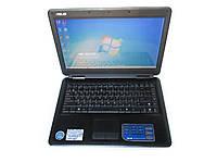 Asus K40C OS (14.0 (1366x768) / Intel Celeron 220 / SiS 351 Mirage / 3Gb / 160Gb / АКБ 3 мин. / Сост. 8 / OS Windows 7)