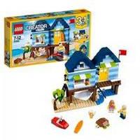 Конструктор LEGO серия creator Отпуск у моря 31063