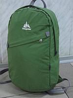 Легкий городской стильный текстильный рюкзак ONE POLAR 1998 олива