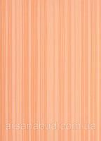 Плитка керамическая для стен 333х250х7 мм Виола Опал 2, Персик 2 Нота Керамика