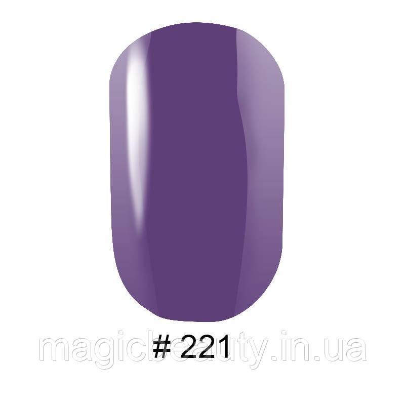 Гель-лак G.La Color №221 сиреневый, 10 мл