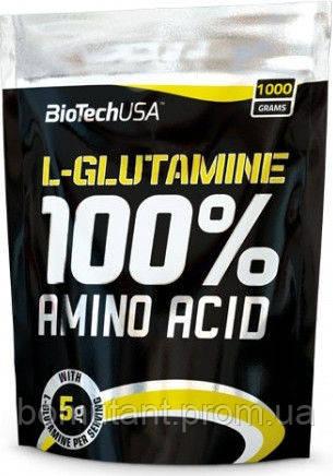 100% L-Glutamine 1 кг BioTech