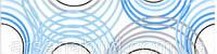 Фриз горизонтальный 62х250х7 мм Виола 1 Нота Керамика