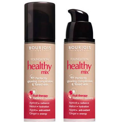 Тональний крем для обличчя Bourjois Healthy Mix Foundation репліка, фото 2