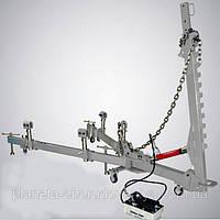 Мобильный стенд для правки кузовов