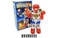 Детский игровой робот 28026 на батарейках