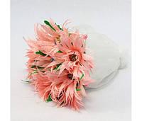 Букет из конфет Хризантемы 7