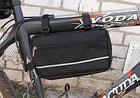 Вело сумка подрамная  велосипедная сумка для велосипеда, велосумка велобардачок
