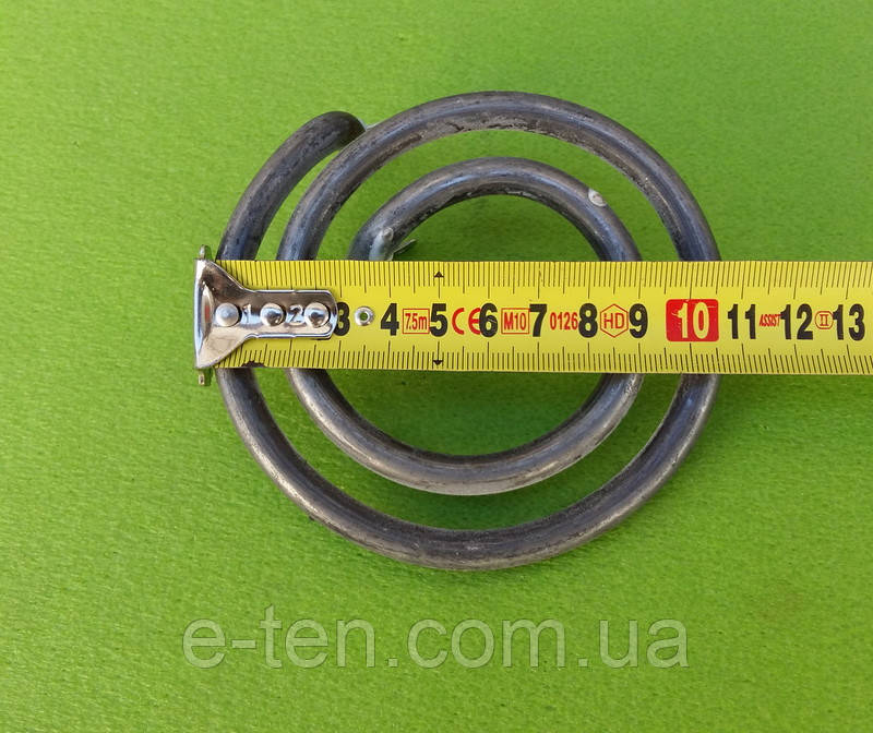 Тэн спиралевидный Ø105мм / 1000 W (встраиваемый в китайскую электроконфорку Ø150мм)        Китай
