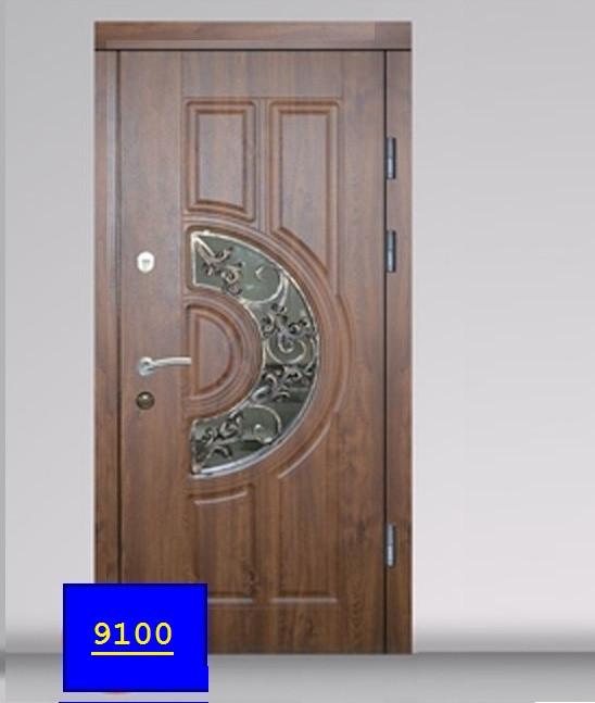 Двери входные Елит_9100