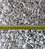 Мраморная крошка 8-12 мм