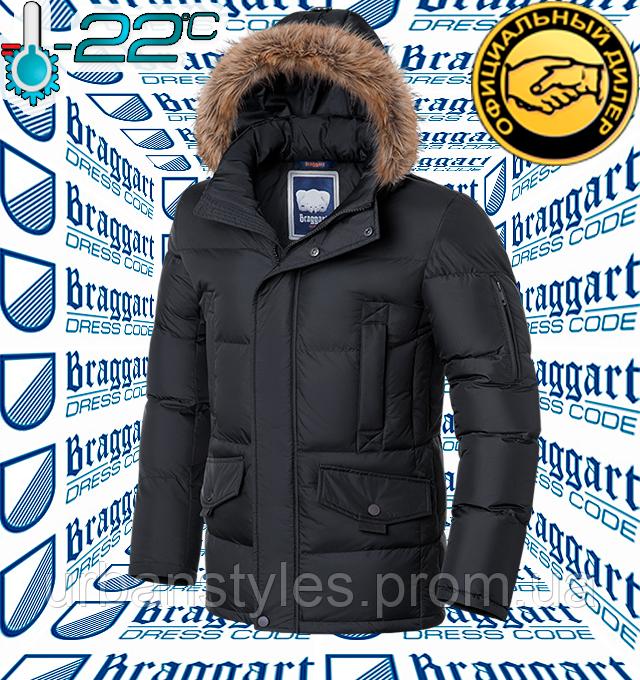 Куртка зима Braggart Dress Code