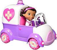 Доктор Плюшева и  машина Рози. Игровой интерактивный набор., фото 1
