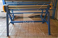 Вальцы трехвалковые ZW-1300/0.8