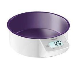 Весы кухонные Sencor SKS 4004VT