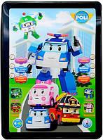 Детский планшет Робокар Поли JD-3883Р2