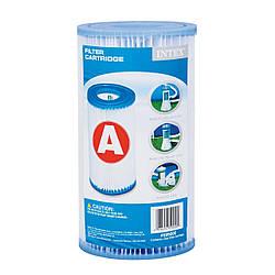 Сменный картридж для фильтр насоса Intex, тип «А» 1 шт, 20х10.7 см (29000)