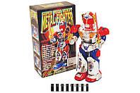 Детский игровой робот Metal Fighter 99001 на батарейках
