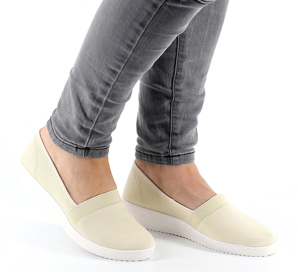 Текстильные женские туфли с Польши размеры 39