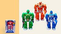 Детский игровой робот 7М-412\413\414 на батарейках