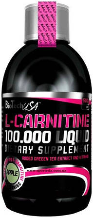 L-Carnitine 100 000 500 ml вишня BioTech