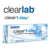 Однодневные контактные линзы Clear 1-day