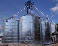 Зернохранилища вентилируемые BIN200