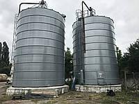 Вентилируемые зернохранилища BIN200