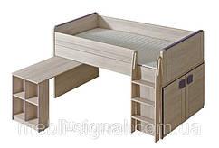 Кровать двухъярусная ZUU 15 CAMA