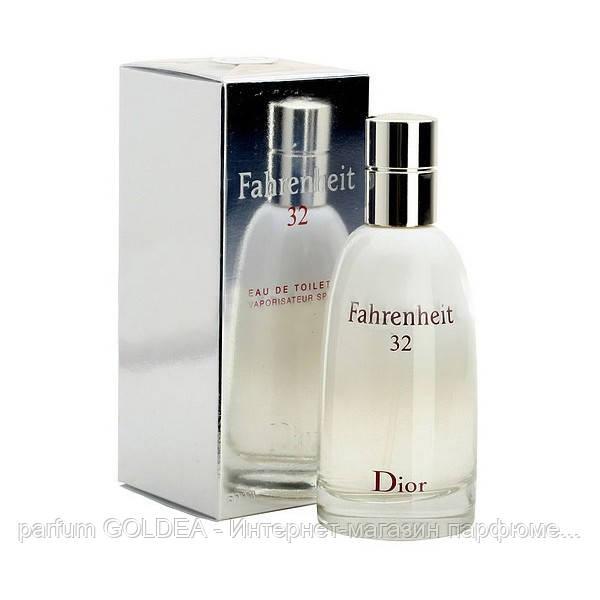 Christian Dior Fahrenheit 32 продажа цена в харькове парфюмерия