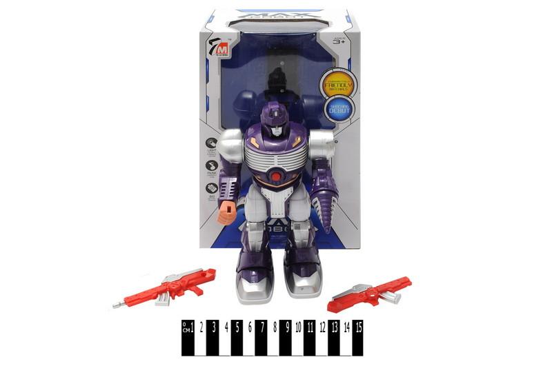 Детский игровой робот 7М-409\410\411 на батарейках